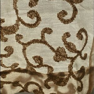 """2 NEW Macy's 96"""" Curtains"""